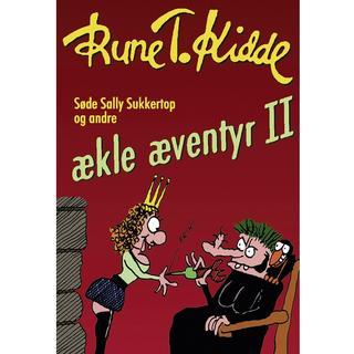 Søde Sally Sukkertop og andre ækle æventyr 2, E-bog