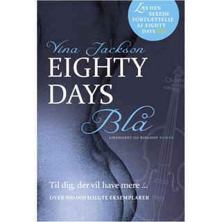Eighty Days - Blå, Lydbog MP3