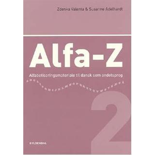 Alfa-Z: dansk for voksne fremmedsprogede (Hæfte 2), Hæfte