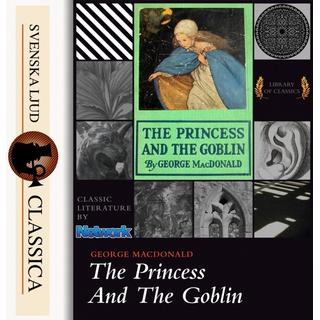 The Princess and the Goblin, Lydbog MP3