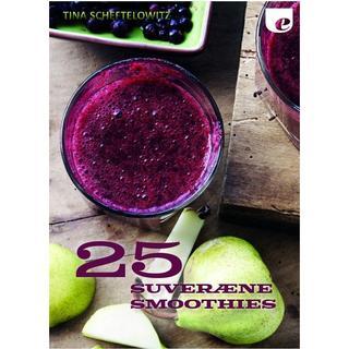 25 suveræne smoothies, E-bog