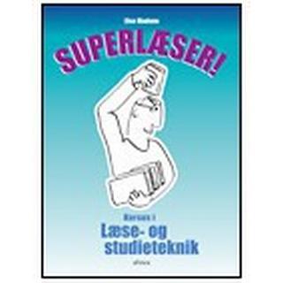 Superlæser: Kursus i læse- og studieteknik, E-bog