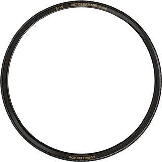 B+W Filter XS-Pro Clear MRC Nano 007 62mm