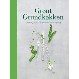 Grønt grundkøkken, Hardback