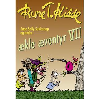 Søde Sally Sukkertop og andre ækle æventyr 7, E-bog
