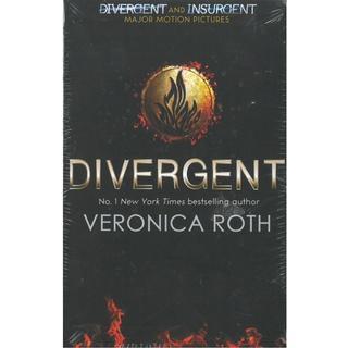 Divergent Series Vol. 1-3 & Four - Box, Paperback