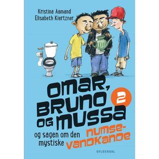 Omar, Bruno og Mussa og sagen om den mystiske numsevandkande - 2, E-bog