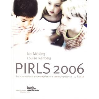 PIRLS 2006 - en international undersøgelse om læsekompetence i 4. klasse, Hæfte