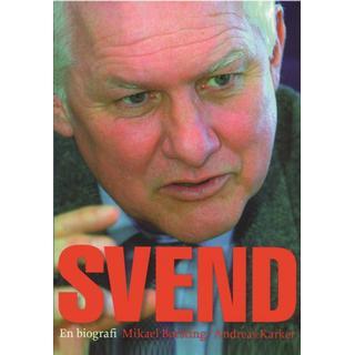 Svend - En Biografi, Lydbog MP3