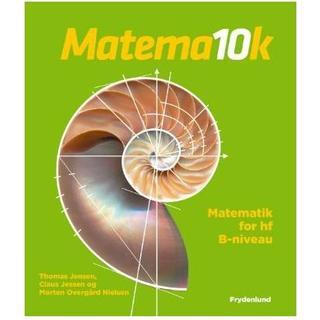 Matema10k - B-niveau: matematik for hf (Bind 2), Hæfte