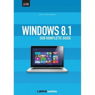 Windows 8.1: Den komplette guide, E-bog