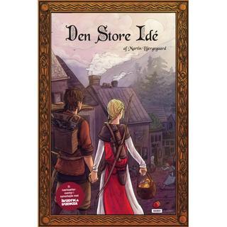 Den Store Idé, E-bog