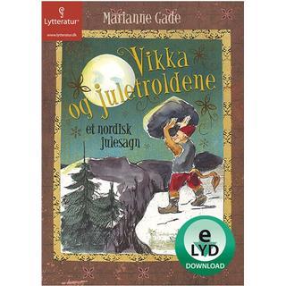 Vikka og juletroldene, Lydbog MP3
