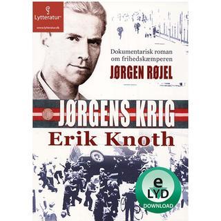 Jørgens krig, Lydbog MP3