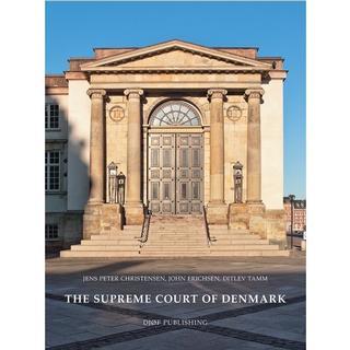 The supreme court of Denmark, Hardback