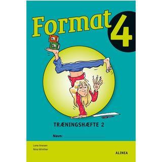 Format - 4: elevbog, Træningshæfte (Bind 2), Hæfte