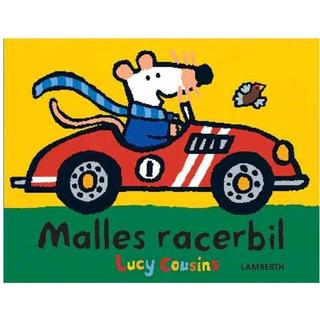Malles racerbil, Hardback