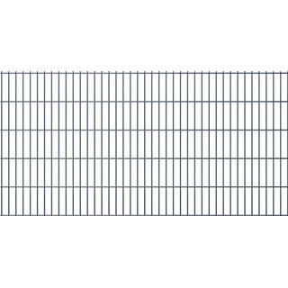 vidaXL 2D Garden Fence Panels 34mx103cm