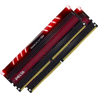 Team Group Delta Red DDR4 2400MHz 2x16GB (TDTRD432G2400HC15BDC01)