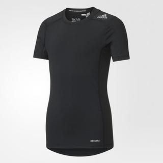 Adidas Techfit Base T-shirt Children - Black
