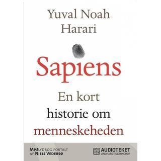 Sapiens - En kort historie om menneskeheden, Lydbog MP3