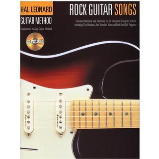 Hal Leonard Rock Guitar Songs