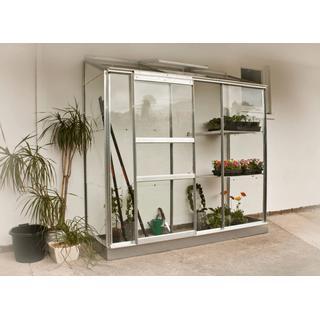 Halls Altan 3 1.3m² Aluminium Glas