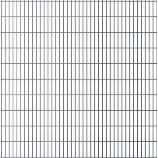 vidaXL 2D Garden Fence Panels 24mx203cm