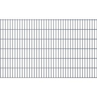 vidaXL 2D Garden Fence Panels 36mx123cm