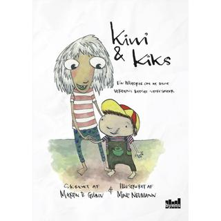 Kiwi & Kiks: en historie om at blive verdens bedste storesøster, Hæfte