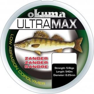 Okuma Fishing Ultramax Sandart 0.25mm 540m