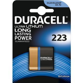Duracell 223 Ultra Lithium