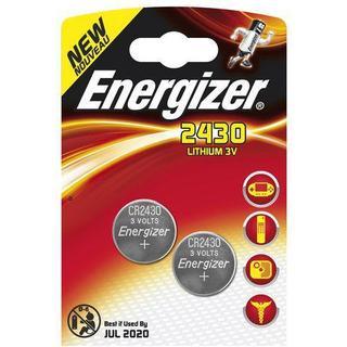 Energizer CR2430 2-pack