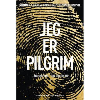 Jeg er pilgrim, Paperback