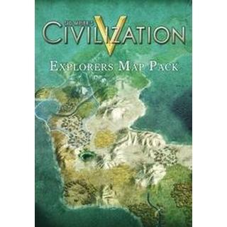 Sid Meier's Civilization V: Explorer's Map Pack