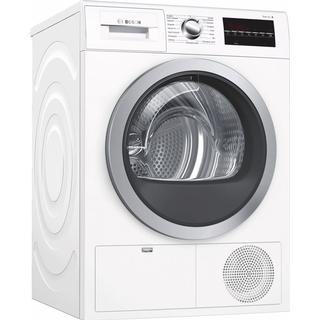 Bosch WTG864B8DN Hvid