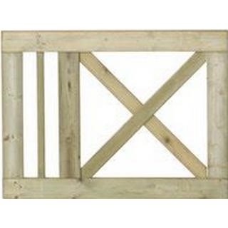 Plus Slot Single Door Gate 100x75cm