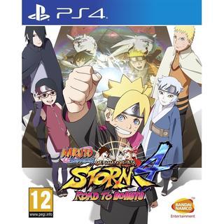 Naruto Ultimate Ninja Storm 4: Road of Boruto