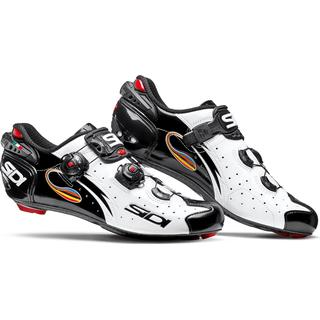 Sidi Wire Carbon M - White/Black