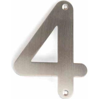 Habo Numeric House Number 4