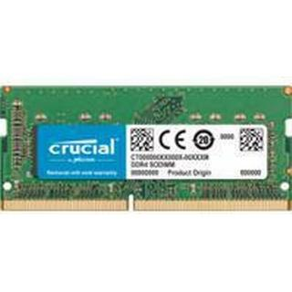 Crucial DDR4 2400MHz 8GB for Mac (CT8G4S24AM)