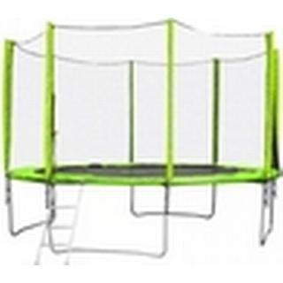 inSPORTline Trampoline 366cm + Froggy Pro Safety Net
