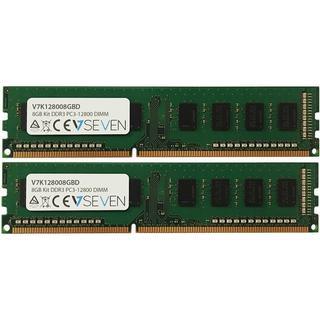 V7 DDR3 1600MHz 2X4GB (V7K128008GBD)