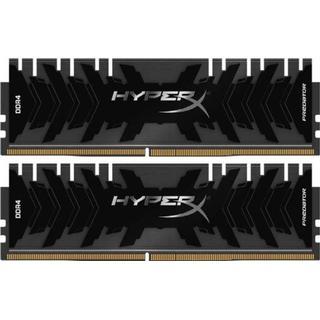 HyperX Predator Black DDR4 2666MHz 2x16GB (HX426C13PB3K2/32)