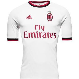 Adidas AC Milan Away Jersey 17/18 Youth • Se priser (1 ...