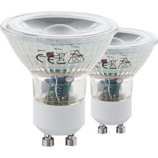Eglo 11475 LED Lamp 3.3W GU10 2 Pack