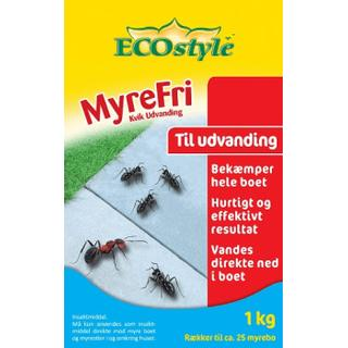 Ecostyle Myrefri Kvik Pulver 1kg