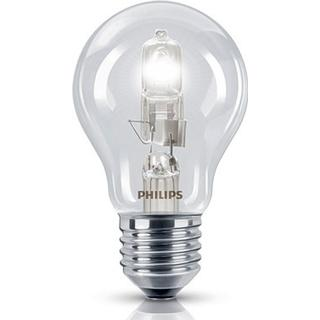 Philips Classic Halogen Lamp 28W E27 2 Pack