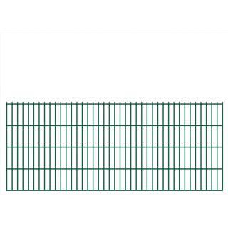 vidaXL 2D Garden Fence Panels 38mx83cm