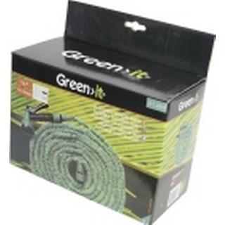 """Green>it Fleksibel Vandslange 1/2"""" 30m"""
